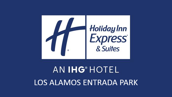 Holiday Inn Express & Suites at Los Alamos Entrada Park logo