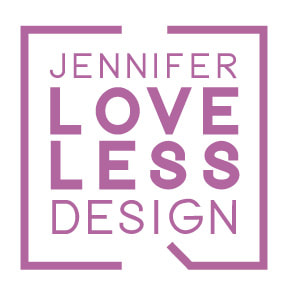 Jennifer Loveless Design logo