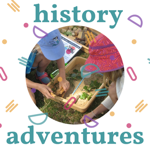 logo for History Adventures